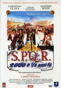 SPQR-S-P-Q-R-2000-E-1-2-Anni-Fa-DVD-FILMAURO