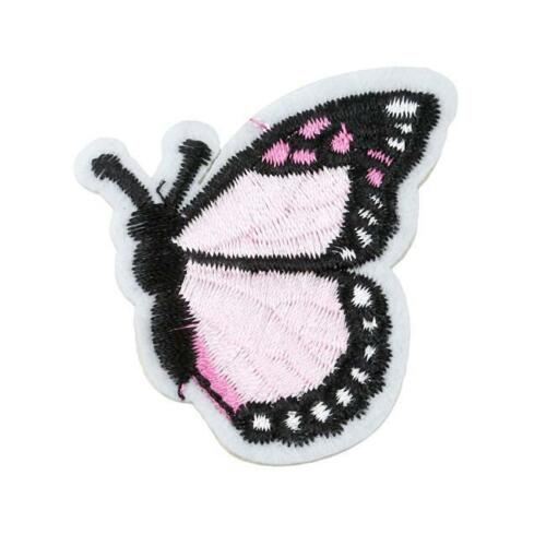 Embroidered Iron On Sew On Patches Set Badge Bag Fabric Applique Hat Craft RU