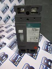 General Electric TEB122030 30 AMP 2 Pole Circuit Breaker 240VAC 250VDC 220 220V