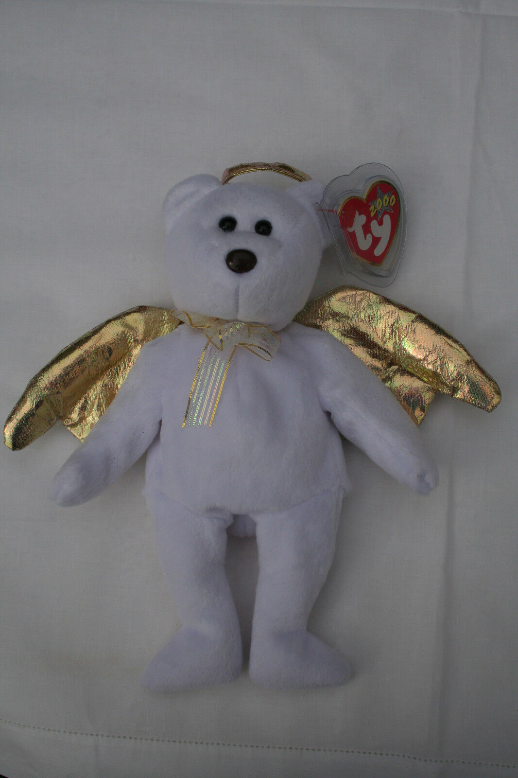 Rare Ty Beanie Baby- HALO ll  Brown nosed beauty 2000. Number inside the tag