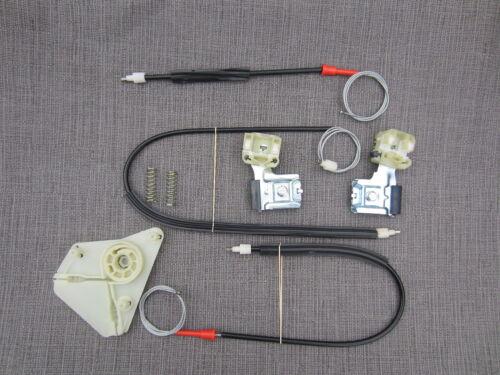VW Polo Hayon 2//3 Portes Osf Côté Droit Lève-vitres Kit De Réparation Vw Vendeur Britannique