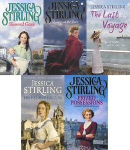 Jessica-Stirling-5-Livre-Ensemble-Tout-Neuf-Livraison-Gratuite-Ru