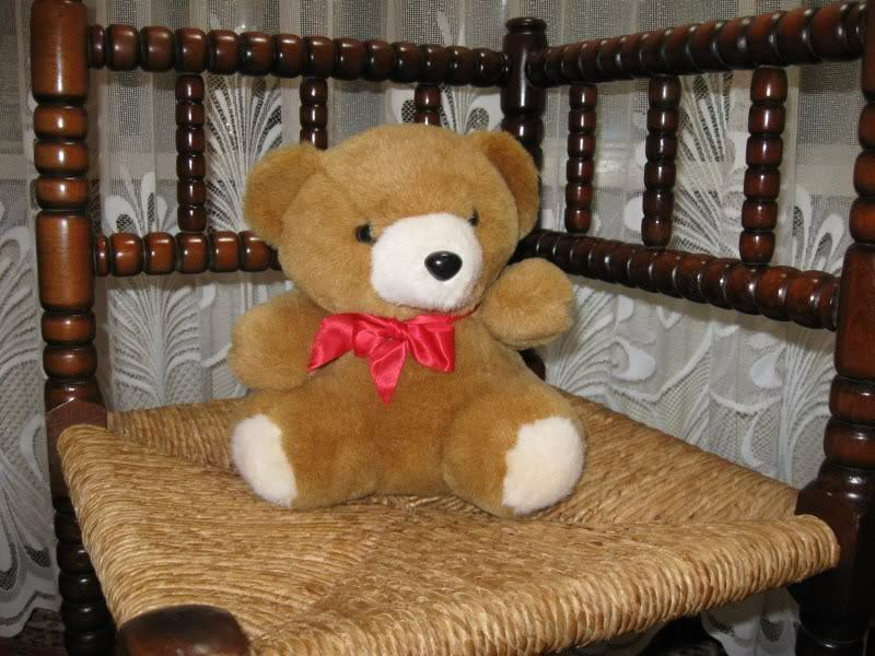 Netemco Trading Holland Dutch Vintage Teddy Bear 9 inch