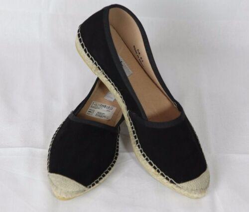 pour noires en chaussures 5 daim Clarks Uk Nouveau espadrille dots D femme plates Cloud TAw0qwH