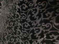 Turkish/Ottoman Ornament Vector pattern laser cut Black Hair on Kangaroo hide