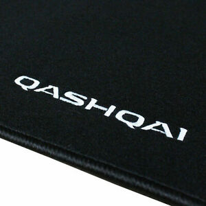 Fits-Nissan-Qashqai-J11E-2014-on-Velour-Carpet-Car-Floor-Mats-x4-KE755HV001