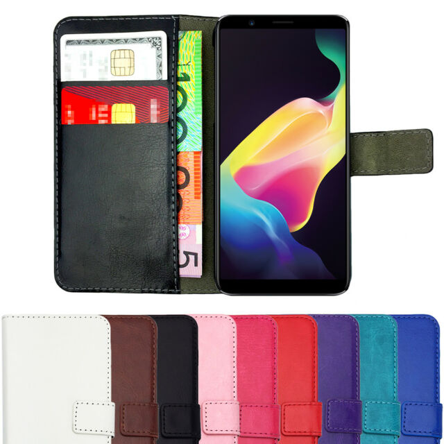 Leather Flip Wallet Case Stand Gel Slim Cover For Oppo A57 A73 F5 R11S and Plus