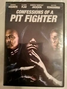 Confessions-of-A-Pit-Fighter-Action-Martial-Arts-DVD-Quinton-Rampage-Jackson