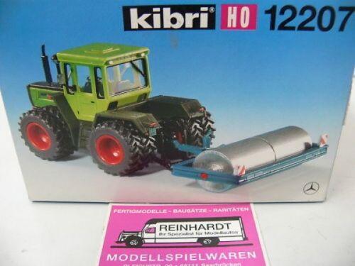 und Wiesenwalze 1//87 Kibri 12207 MB Trac mit Acker