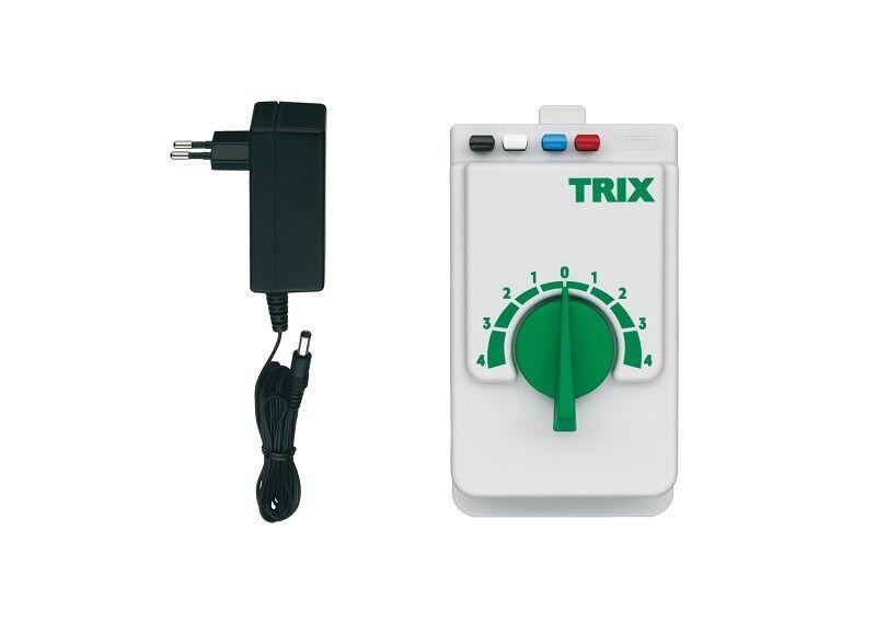Trix T66508 Fahrgerät mit Stromversorgung 230 Volt