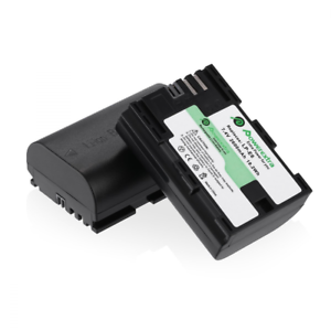 Powerextra 2 Pack Battery for Canon LP-E6 LP-E6N and Canon EOS 70D EOS 5D Mark.