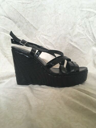 10 Taille Patent Cole 5m Haan Wedge Black awz4Tv