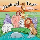 Animal Year by Derek Farr (Paperback, 2014)