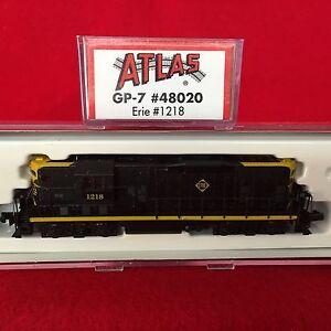 48020 Atlas N Scale GP-7 Erie Engine NIB