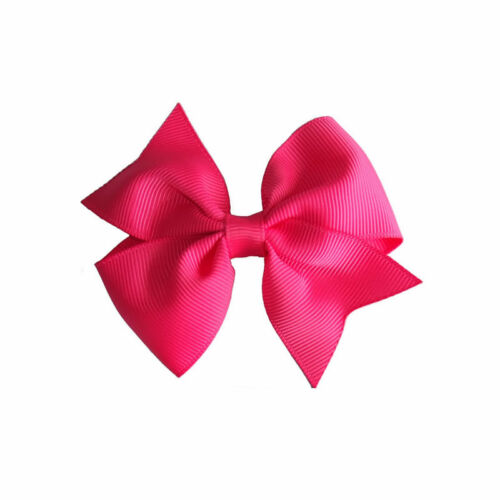 40X Kids Baby Girls Children Toddler Flowers Hair Clip Bow Accessories Hairpin N