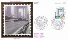 Enveloppe 1er Jour PUTEAUX 21/04/1989 la défense timbrée