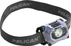 PELICAN HEADLAMP HEADLIGHT 2750 LED Glow / White 193 LUM 3 X AAA - P2750B