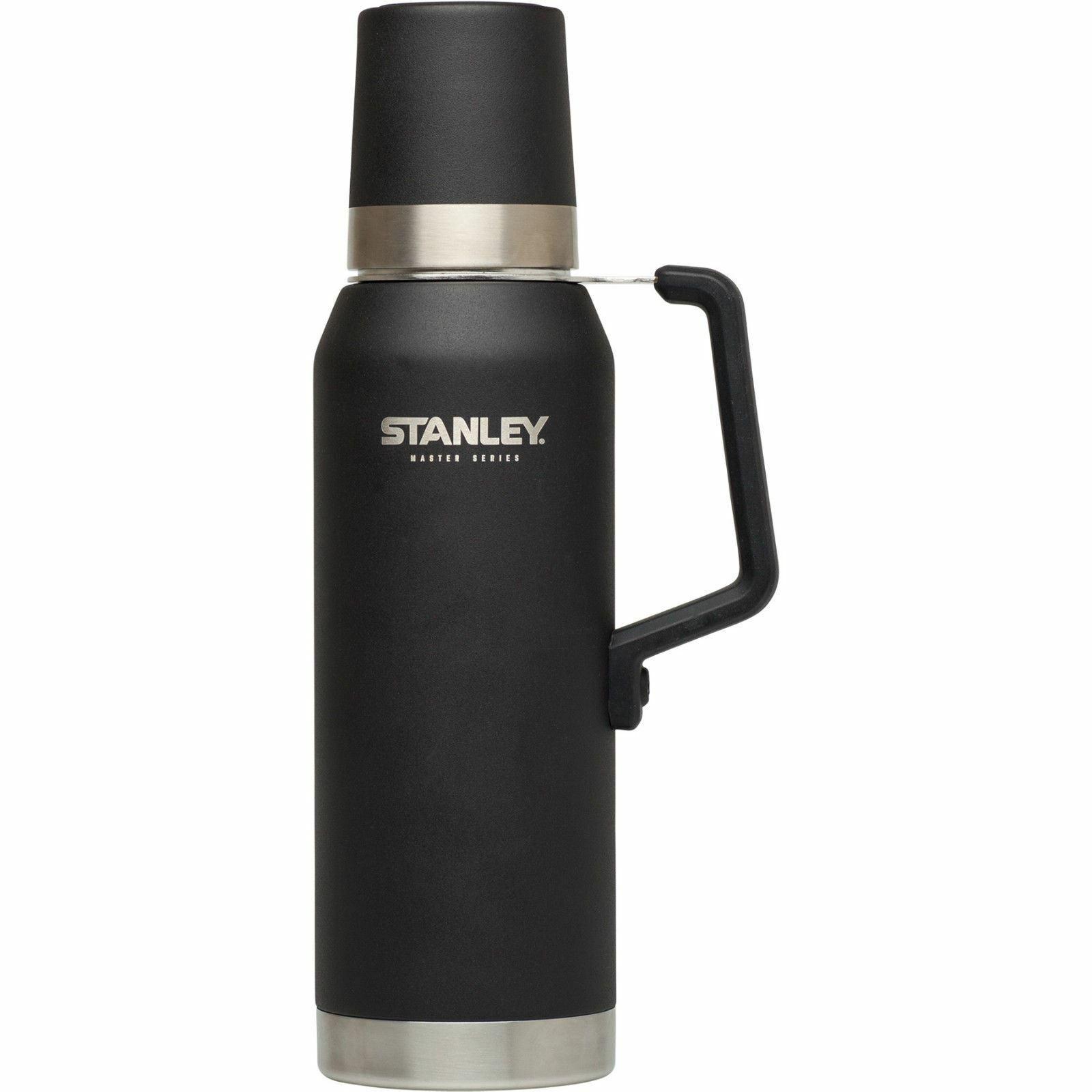 STANLEY STANLEY STANLEY MASTER SOTTOVUOTO BOTTIGLIA Nero 1.3L a54cce