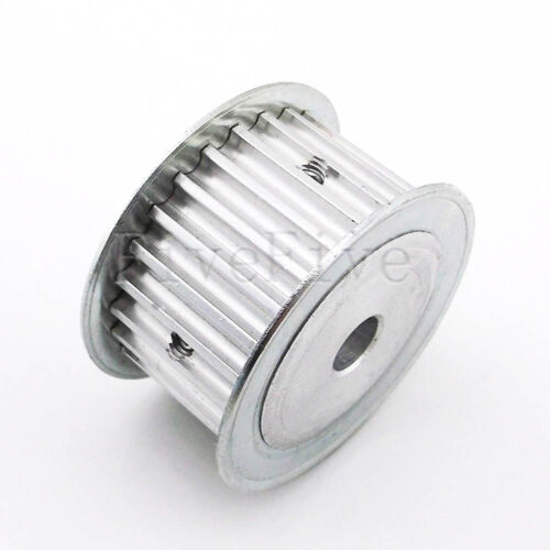 HTD 5M-25T-21W 5//6//6.35//8//10//12//12.7//14-17//20mm Bore Pitch5mm Timing Belt Pulley