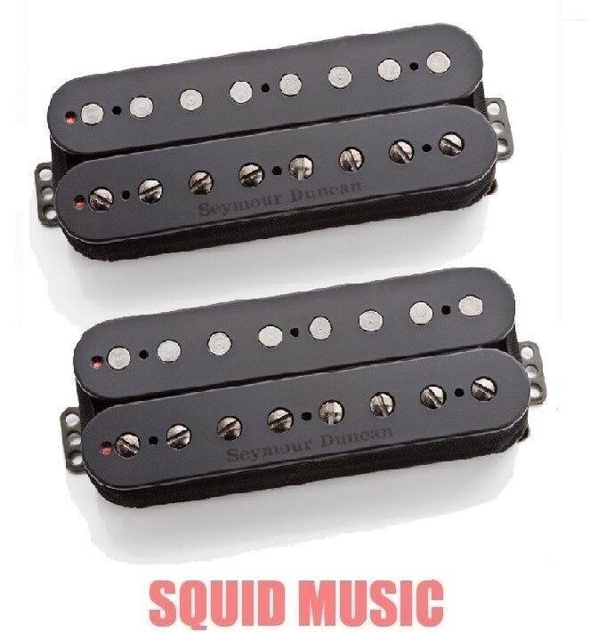 Seymour duncan nazgul & sentient sentient sentient 8 Cuerdas Humbucker pickup pasivo Negro Set  últimos estilos