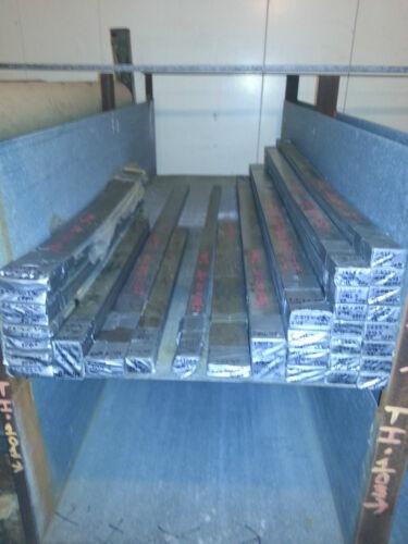 TITANIUM SHEET 6AL - 4V  1.600 X .045 X 24 LOT OF 4 PCS