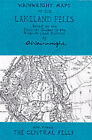 Wainwright Maps of the Lakeland Fells: Map 3: The Central Fells by Alfred Wainwright (Sheet map, folded, 2000)