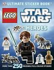 LEGO Star Wars Heroes Ultimate Sticker Book by DK (Paperback, 2011)