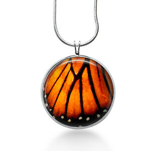 Butterfly-Necklace-Wing-necklace-Butterfly-pendant-Butterfly-jewelry-Monarch