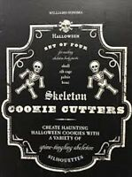 Skeleton Body Parts Halloween Cookie Cutters From Williams Sonoma 2111391