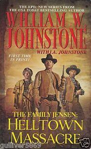 Helltown-Massacre-by-William-W-Johnstone-2011-Paperback-Mint