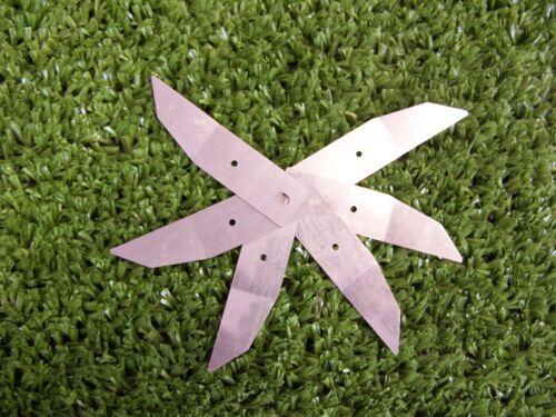 conjunto de cuchillos adecuado solo mähroboter evo-cut 4.0 Conjunto de 3er 6 unidades