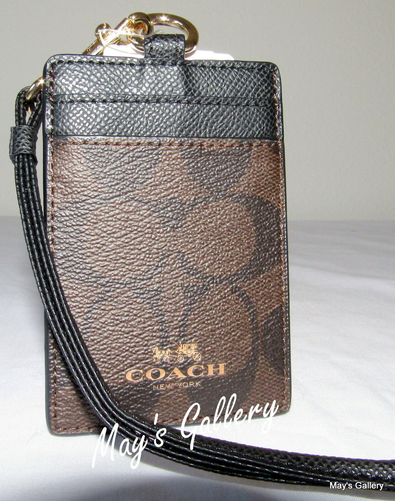 Coach Handbag ID Credits business Credit holder case skin cover card ...