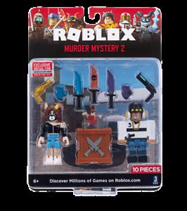 Roblox Murder Mystery 2 NEW