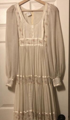 VINTAGE GUNNE SAX DRESS!!!