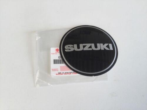 SUZUKI GS500E GM51B Emblem Logo Motor Motordeckel Engine Cover original NEU