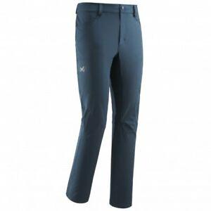 Millet Wanaka Stretch Pant Orion Blue, pantalon de randonnée homme 2020