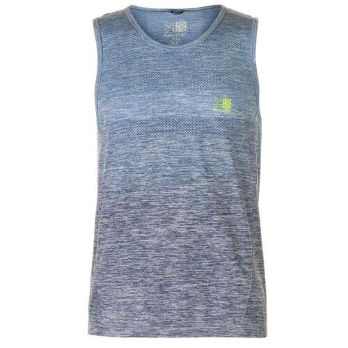 Karrimor Mens X ML Vest Performance Sleeveless T-Shirt T Shirt Top Crew Tank