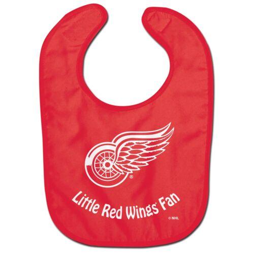 Eishockey NHL Detroit Red Wings Kleinster Fan Lätzchen Spucktuch Kleinkind Baby Fanatics