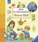 Mein junior-Lexikon: Meine Welt von Frauke Nahrgang (2016, Ringbuch)
