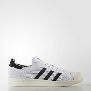 Details about New adidas Originals Superstar Boost Shoes BB0190 Men's White Sneakers