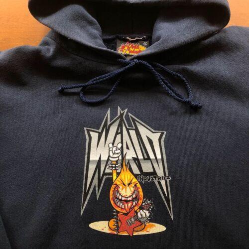 Vintage World Industries Hoodie Sweatshirt Skatebo