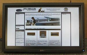 Dell-E1910H-19-034-LCD-TFT-Flat-Panel-Monitor-Widescreen-VGA-R735N-No-Stand