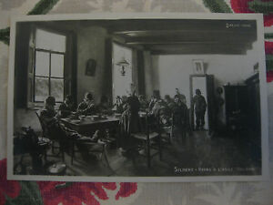 CPA-tableau-Salon-peinture-1906-Silbert-Repas-a-l-039-Asile-Hollande