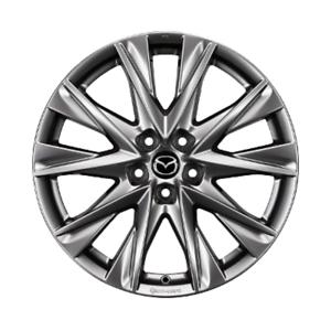 Mazda-Cx-5-KF-original-Leichtmetallfelge-19-Zoll-Chromdesign