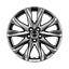 Mazda-Cx-5-KF-original-Leichtmetallfelge-19-Zoll-Chromdesign Indexbild 1
