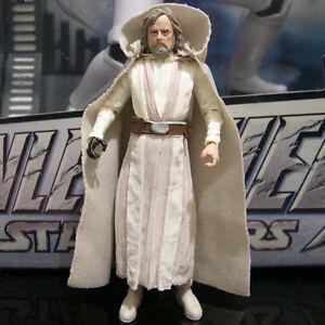 Action Figure Star Wars The Last Jedi LUKE SKYWALKER Jedi Master