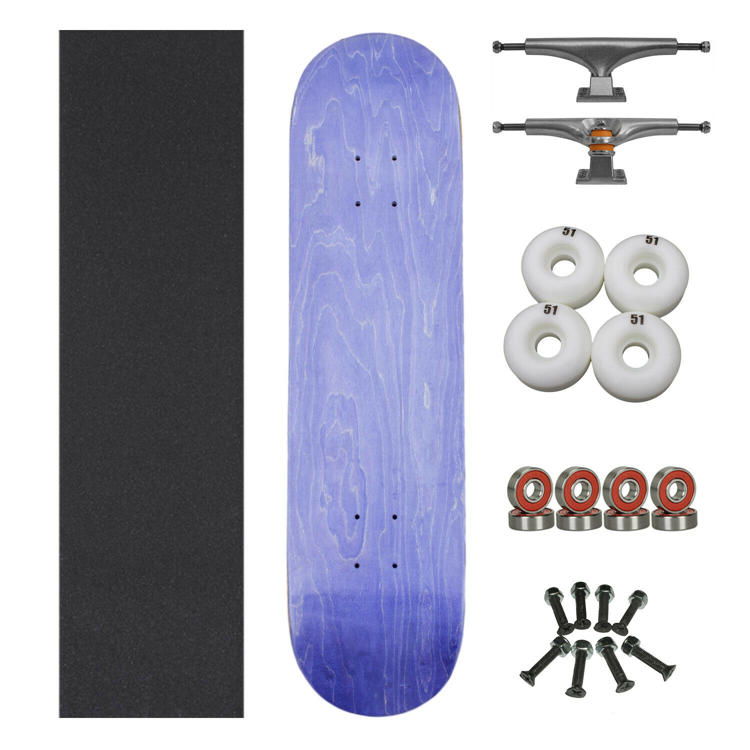 Stoked Ride Shop Blank S board  Complete, 7.75   presenting all the latest high street fashion