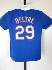 New-Minor Flaw- Adrián Beltré #29 Texas Rangers Kids Large (L 7) Majestic Shirt