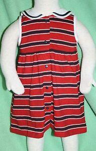 NEW RRP £20 Baby Boden  Stripped Animal Dress U16