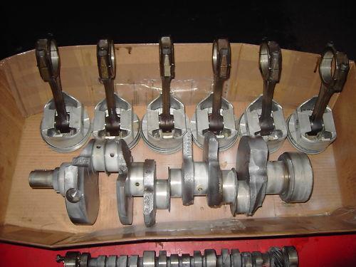 Mercruiser V8 7,4 Ltr. Überholsatz mit Kolben u Welle x